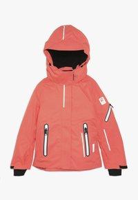 Reima - FROST - Snowboard jacket - bright salmon - 0