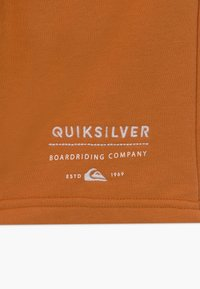 Quiksilver - EASY DAY TRACK  - Teplákové kalhoty - apricot buff - 3
