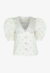 River Island - Button-down blouse - white - 4