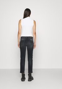 CLOSED - PEDAL QUEEN - Straight leg jeans - dark grey - 2
