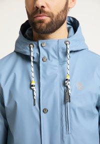 Schmuddelwedda - Waterproof jacket - denimblau - 3