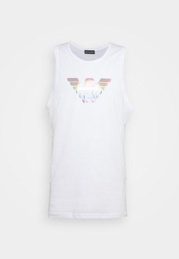 TANK - Undershirt - bianco