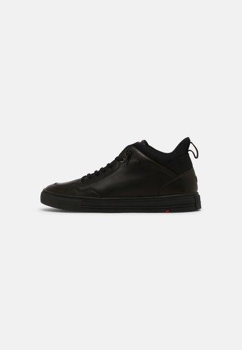 EDIBUR - Höga sneakers - black
