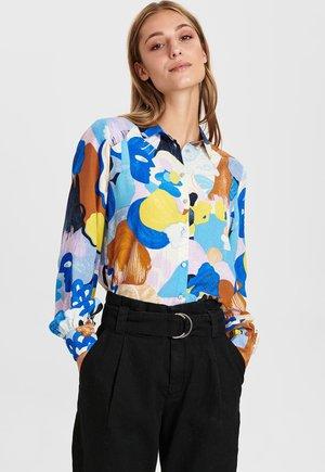 NUCICELY SHIRT - Shirt - princess blue