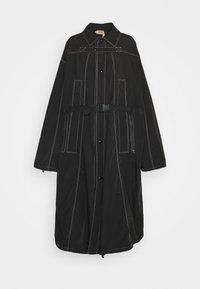 N°21 - Zimní kabát - black - 0