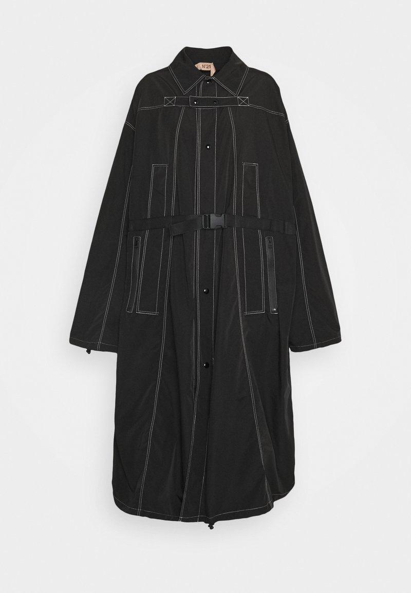 N°21 - Zimní kabát - black