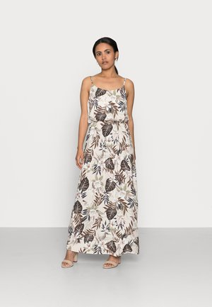 ONLNOVA LIFE DRESS - Maxi dress - pumice stone