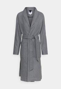 Saint Tropez - ERIKASZ COAT - Classic coat - cool grey melange - 0