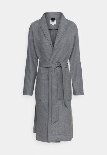 ERIKASZ COAT - Klassisk kåpe / frakk - cool grey melange