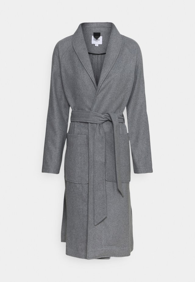 ERIKASZ COAT - Manteau classique - cool grey melange