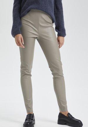 KAYLEE - Leggings - Trousers - brindle