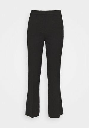 YASANAIS FLARE PANT - Trousers - black