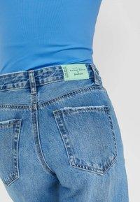 Stradivarius - Jeans bootcut - blue - 3