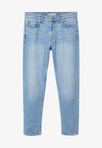 Mango - BOB - Jeans a sigaretta - hellblau - 5