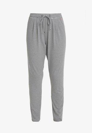 PANTS LONG - Pyjama bottoms - black