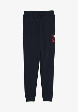 ROCKY KIDS - Tracksuit bottoms - peacoat blue