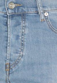 Diesel - D-LUSTER - Slim fit jeans - light blue - 5