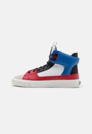 Sneakers alte - blue/true red/star white/black