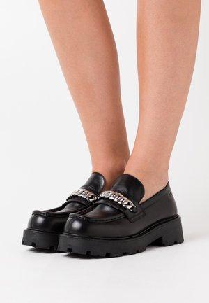 COSMO  - Mocasines - black