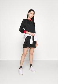 Jordan - DRESS - Vestido informal - black/university red - 1