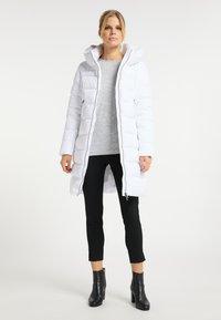 usha - Winter coat - weiss - 1