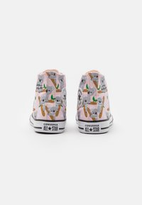 Converse - CHUCK TAYLOR ALL STAR - High-top trainers - pink foam/multicolor/white - 2
