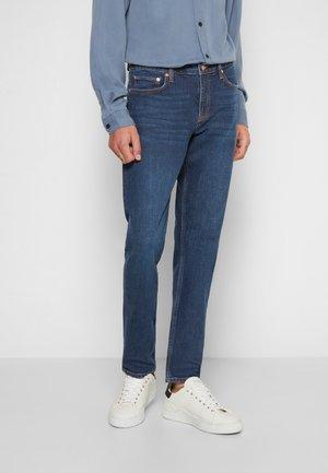 SLATER - Slim fit jeans - dark blue