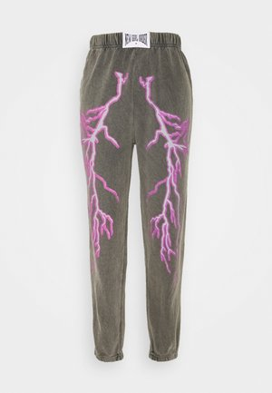 FLASH JOGGERS - Joggebukse - grey