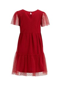 DeFacto - Cocktail dress / Party dress - red - 1