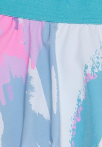 BIDI BADU - TAMEA TECH SCAPRI - Sportovní sukně - white/aqua - 2