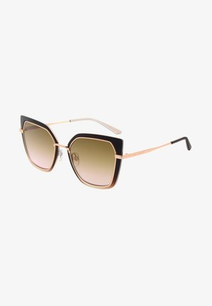 Sunglasses - brown / gold
