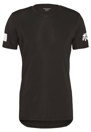 TEE - Print T-shirt - black beauty