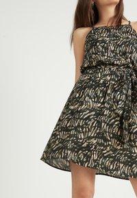 Tezenis - Day dress - st.military animalier - 0