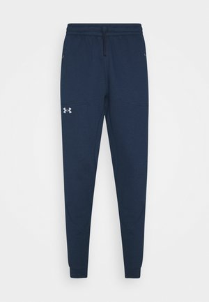 Tracksuit bottoms - academy/halo gray
