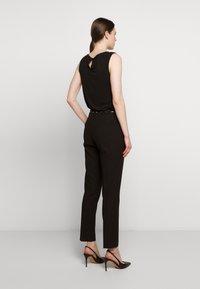 HUGO - HAZENA - Trousers - black - 2