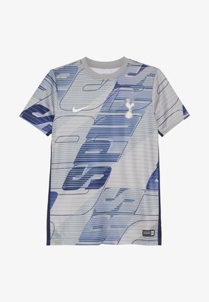 TOTTENHAM HOTSPURS DRY  - Club wear - atmosphere grey/binary blue/white