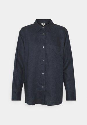 Overhemdblouse - charcoal