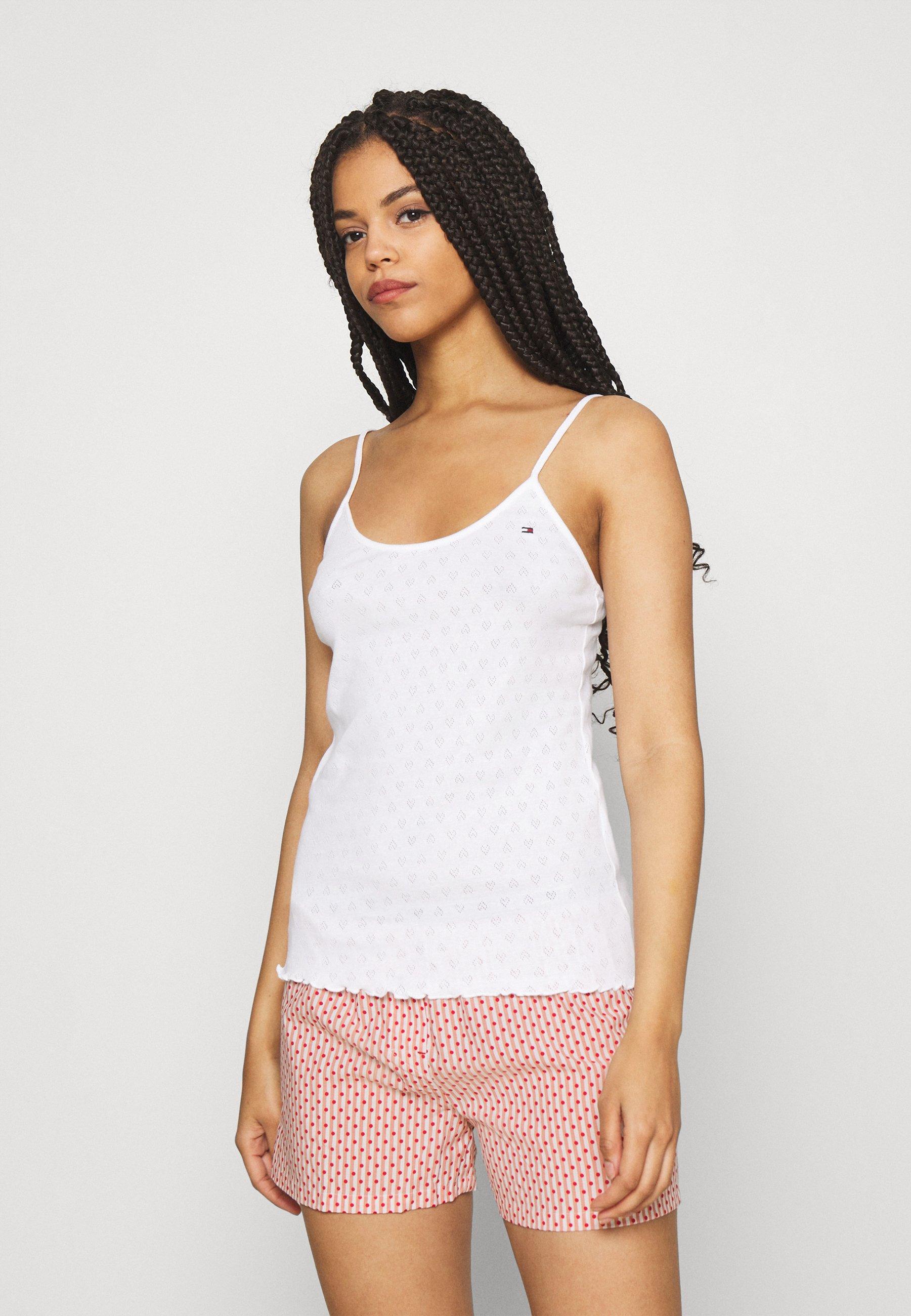 Damen CAMI SHORT POINTELLE SET - Pyjama