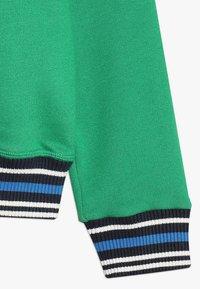Hackett London - FLOCK LOGO - Sweatshirt - green - 2