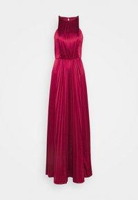 Chi Chi London - KELLI DRESS - Suknia balowa - burgundy - 4