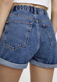 PULL&BEAR - Jeans Shorts - blue - 4