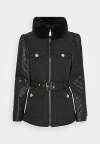 River Island - Light jacket - black - 5