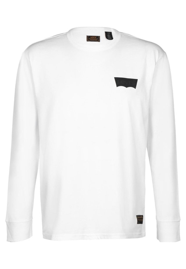LONGSLEEVE GRAPHIC - Long sleeved top - white core