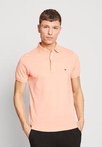 Tommy Hilfiger - Poloshirts - orange - 0