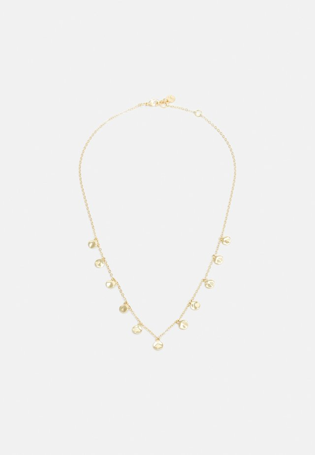 JAIN CHARM NECK - Collier - gold-coloured