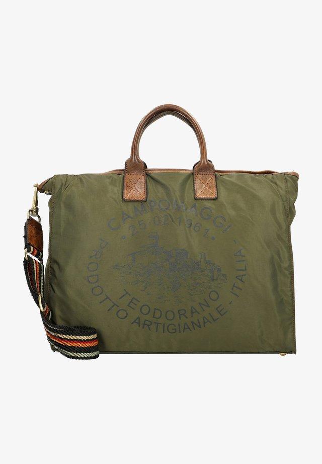 Across body bag - v.militare t/v.militare+st.nera