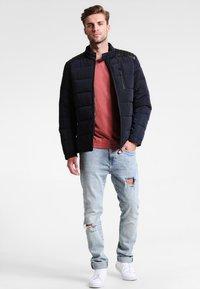 HARRINGTON - BIKER - Winter jacket - marine - 1