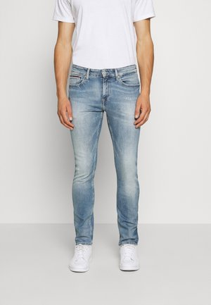 SCANTON SLIM - Slim fit jeans - frost light blue