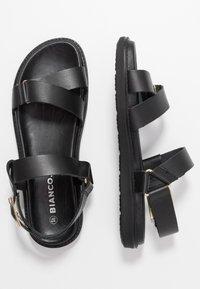 Bianco - Sandaler - black - 3