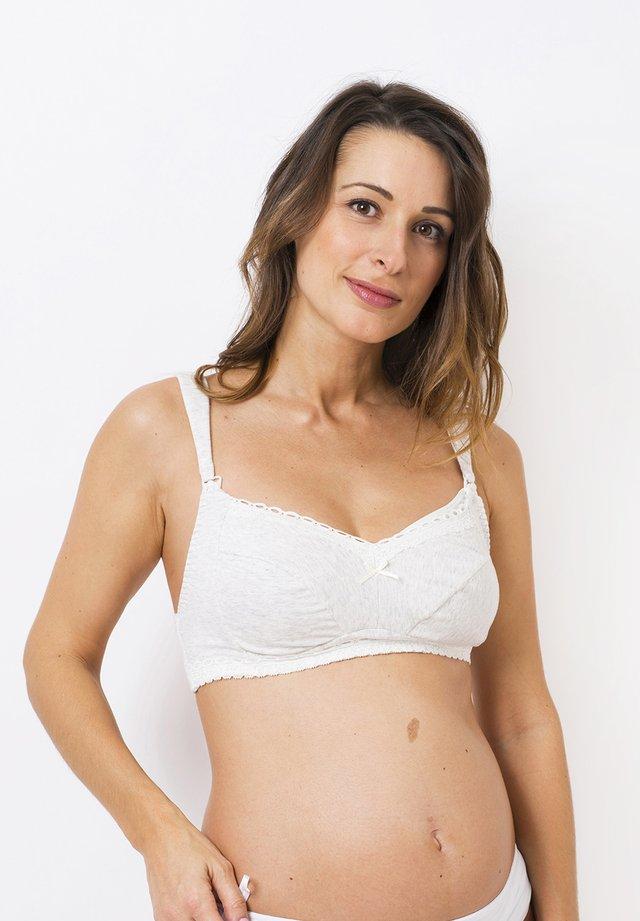 T-shirt bra - grey